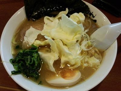 「鶏油ラーメン800円」@らーめん大将の写真
