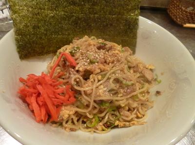 「焼麺(チャーメン)」@さんじの写真