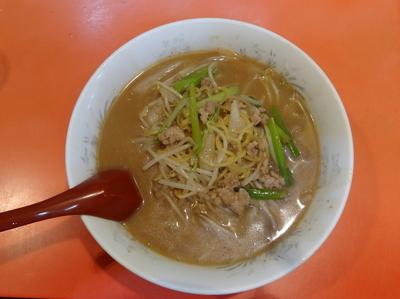 「味噌ラーメン」@中国料理 揚子江の写真