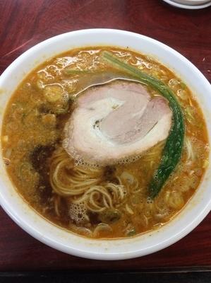 「担担麺750円」@我流担々麺 竹子 本郷店の写真