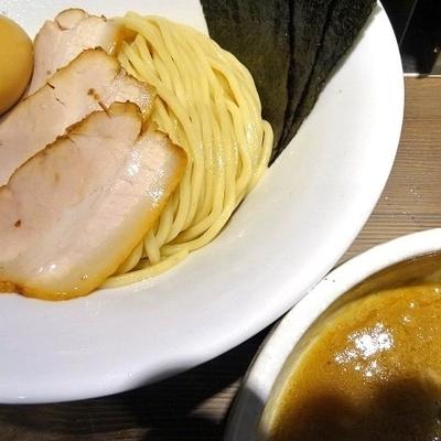 「特製伊勢海老つけ麺」@つけ麺 一燈の写真