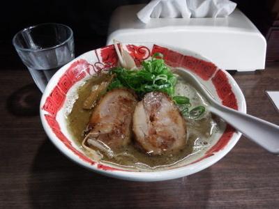 「我流札幌ラーメン飛塩」@我流麺舞 飛燕の写真