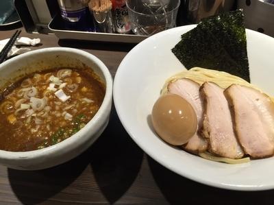 「特製サバカレーつけ麺」@つけ麺 一燈の写真