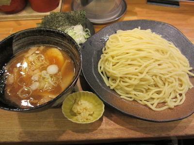 「大盛り440g¥760-」@つけ麺屋 やすべえ 新宿店の写真