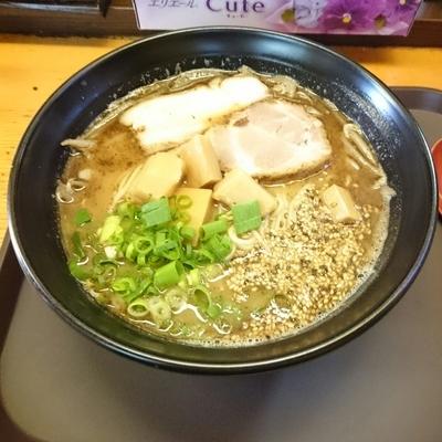 「豚醤マー油 @730円」@らー麺 こぶしの写真