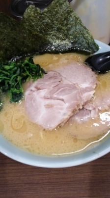 「チャーシュー麺中盛」@千家 本店の写真