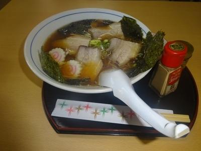 「チャーシューラーメン」@食堂大和の写真