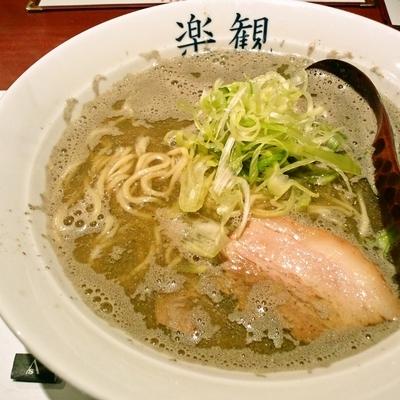 「アルス煮干しらぁめん」@おだし専門店 アルス 南青山の写真