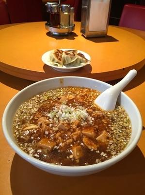 「麻婆麺」@宝珍楼の写真