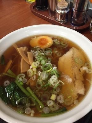 「ラーメン 500円」@中華料理 紀ら久の写真