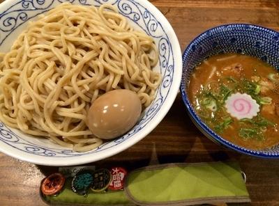 「つけ麺+味玉」@一麺生の写真