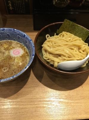 「つけ麺」@舎鈴 クロスガーデン川崎店の写真