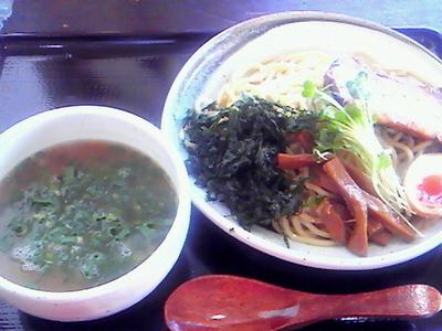 「竹風つけ麺(小)¥750」@竹風 那須塩原店の写真