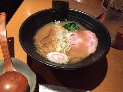「濃厚トリブタ」@自家製熟成麺 吉岡の写真