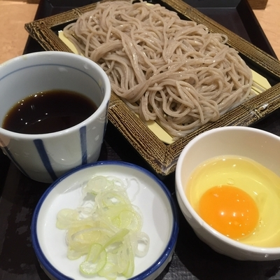 「もり(¥330)」@いわもとQ 高田馬場店の写真