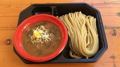 「中華蕎麦 とみ田 王道の濃厚豚骨魚介」@大つけ麺博プレゼンツ つけ麺VSラーメンの写真