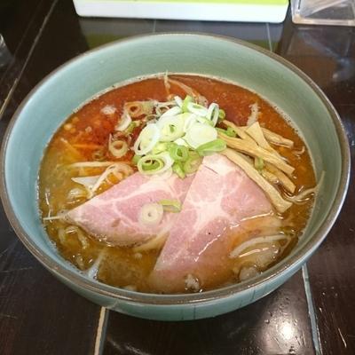 「辛い味噌 @800円」@麺 風来堂の写真