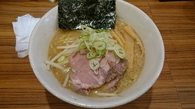 「野方ホープラーメン ¥750+麺大盛 ¥100」@野方ホープ 元住吉店の写真