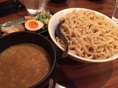 「超濃厚魚介豚骨つけ麺 特盛」@春樹 早稲田店の写真