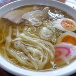 「ラーメン(600円)+煮玉子(100円)」@らーめん処 匡の写真