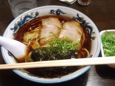 「【ラーメン+ネギ】600円プラス50円」@豚平 本店の写真
