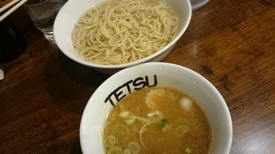 「夜のつけ麺(400グラム)」@はじめの写真