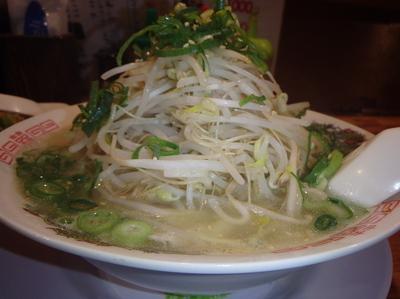 「黄そば(700円)(パイタン味)、Bセット(半炒飯)(250」@麺屋ごはん屋 これでもかっ!!の写真