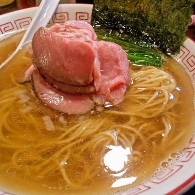 「煮干しラーメン」@らぁめん小池の写真