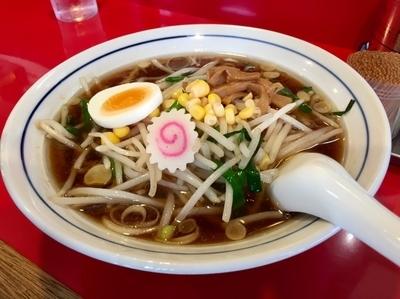 「もやしラーメン ¥650」@メルシーの写真