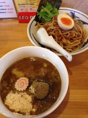 「マサラ あつもり」@らー麺Chopの写真