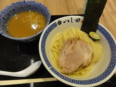 「濃厚つけ麺」@つじ田 ららぽーとEXPOCITY店の写真