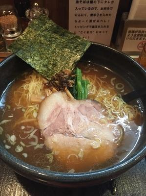 「醤油ラーメン」@麺屋 匠堂の写真
