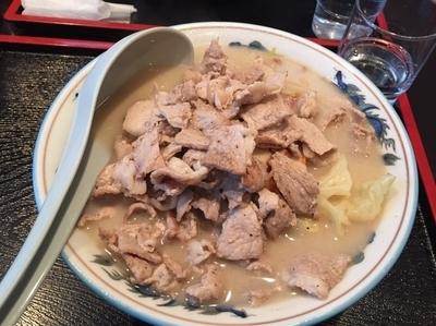 「肉チャンポン」@ホットナンバンの写真