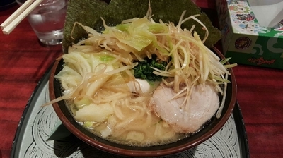 「醤油ラーメン」@横濱家系ラーメン さがみ家の写真