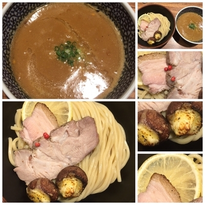 「濃厚味噌つけ麺850円」@ラーメン燈郎の写真