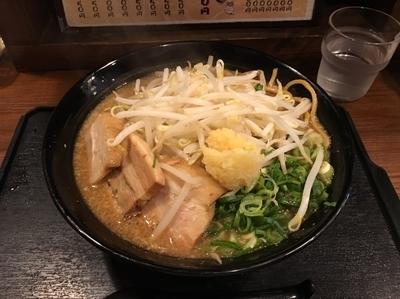 「くせもの+肉増し」@麺匠 えい蔵の写真