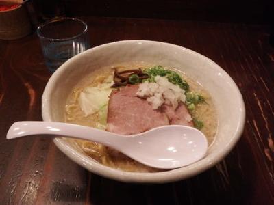 「白スープ」@山嵐 本店の写真