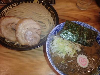 「特製つけめん(並)(1,080円)」@中華蕎麦うゑずの写真