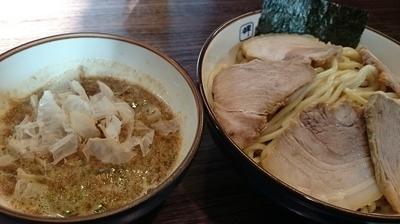 「チャーシューつけ麺(大)」@麺や 輝 淡路店の写真