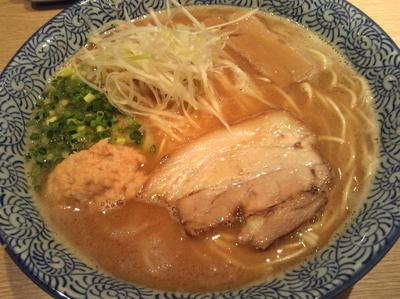 「濃厚魚介らーめん」@麺屋 一燈の写真