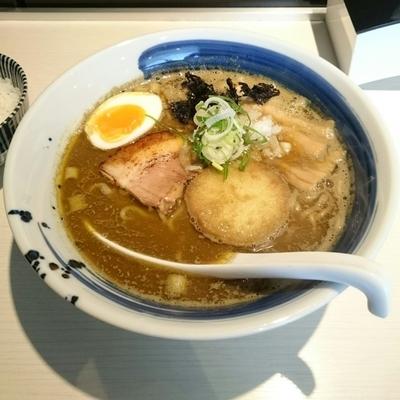 「凶煮干カレー @800円 冬季限定」@らー麺 山さわの写真