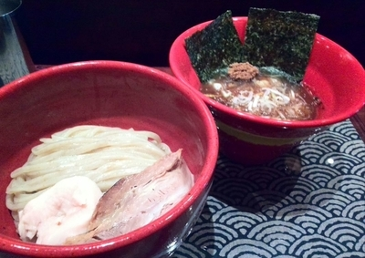 「【限定】超濃厚 房'S零式¥1,000」@つけ麺 繁田の写真