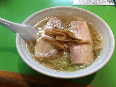 「塩とんとん麺@690円」@とんとんの写真