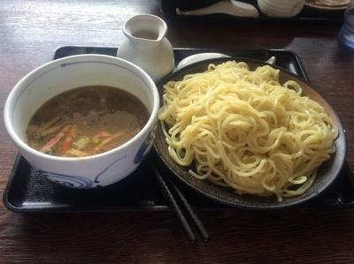「つけ麺」@麺家 チャクリキの写真