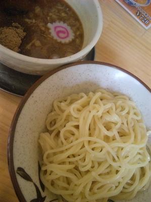 「つけ麺」@健勝軒 本八幡店の写真