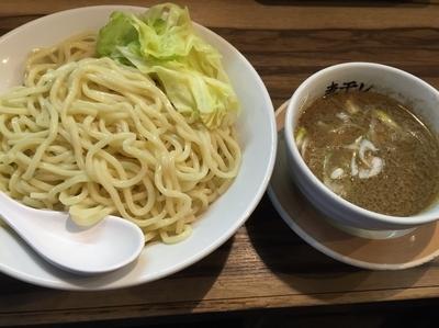 「東京煮干しつけめん 大」@つけめん油そば 五丁目煮干しの写真