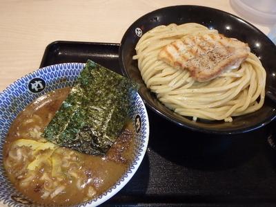 「つけ麺(大)(980円)」@麺屋 たけ井 R1号店の写真