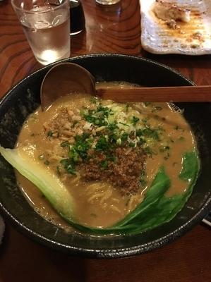「担々麺」@北斗辛軒 石和本店の写真