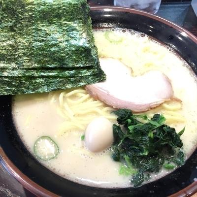 「塩ラーメン」@横浜とんこつらーめん 大黒家 勝どき店の写真