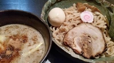 「特製つけ麺 980円」@中華そば 花菱の写真